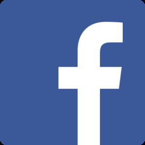 Fb logo voor link viketri